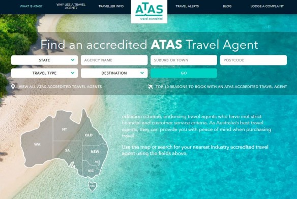 New ATAS consumer website
