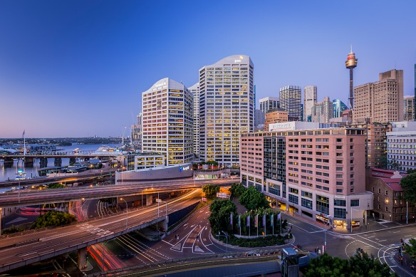 PARKROYAL Darling Harbour Accomodation