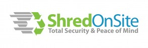 Shred Onsite for secure document desrtuction