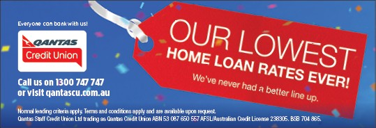 Qantas Credit Union