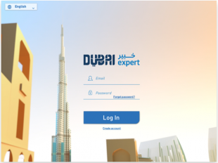 Sign up to become a Dubai Expert here