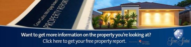 Free Property Report with Gow-Gates