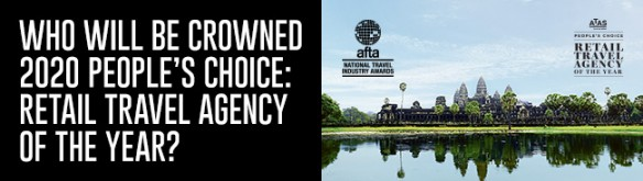 2020 People's Choice Retail Travel Agency Campaign