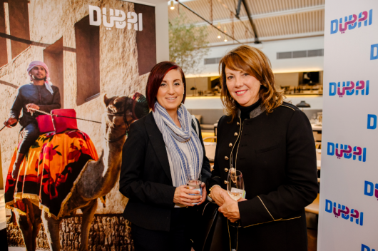 Dubai Tourism Perth Trade Lunch