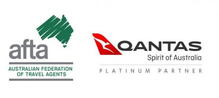 AFTA Platinum Partnership with Qantas