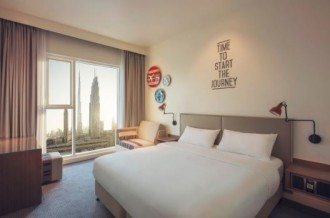 Affordable accommodation in Dubai, Rove City Centre