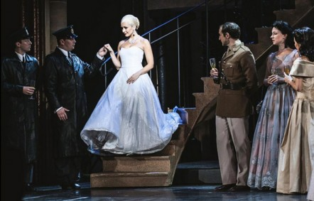EVITA - In Dubai from 22 Jan - 3 Feb 2018
