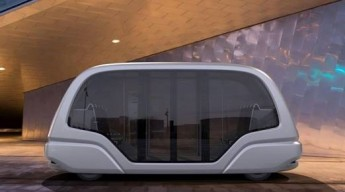 Driverless buses are coming to Dubai