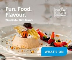Experience the Dubai Food Festival