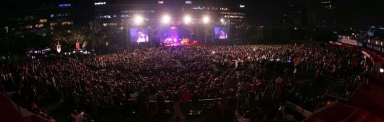 Emirates Airlines Dubai Jazz Festival