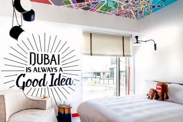 New Hotel for Dubai