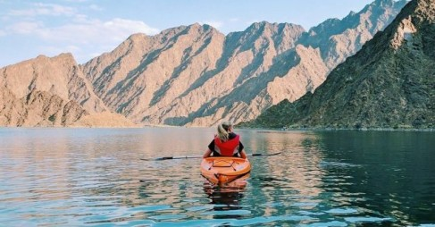 Explore Hatta, a mountain town near Dubai