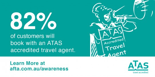 ATAS awareness campaign