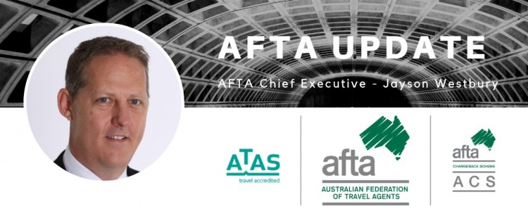 AFTA CEO Update from the World Transport Forum