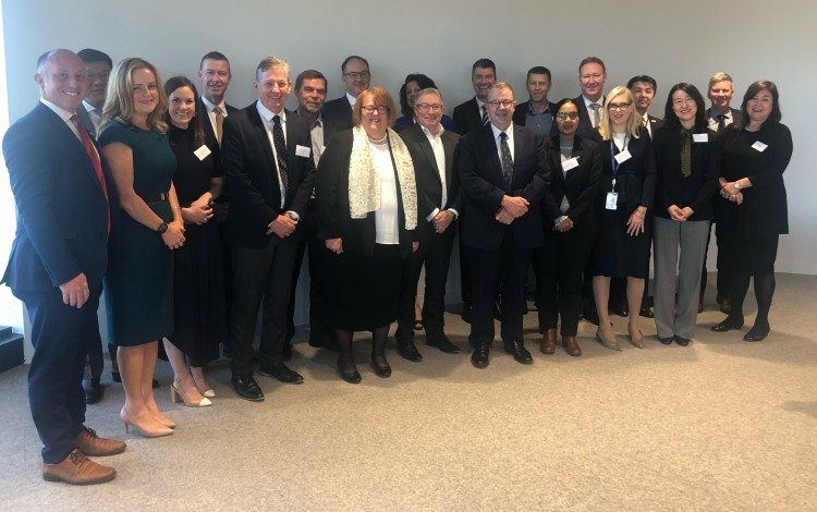 AFTA Board hosted a post-Budget breakfast in Canberra