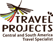 Travel Projects, Central & South America Travel Specialist Logo